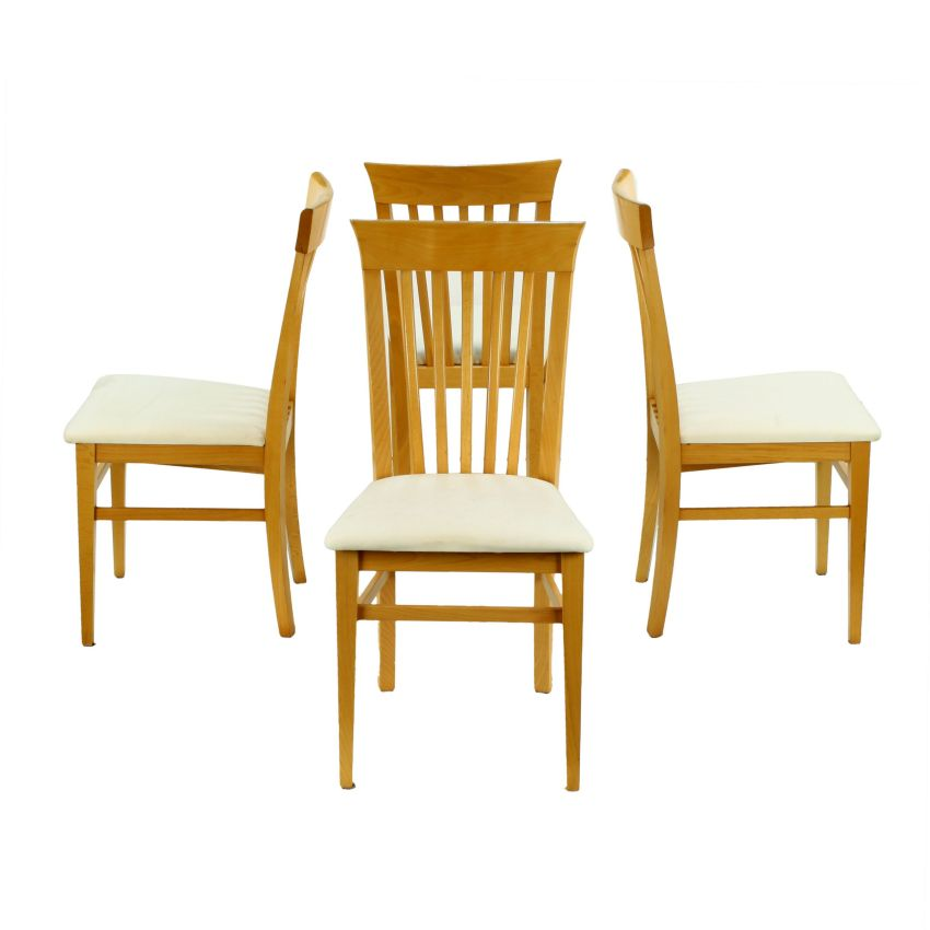italian design dining chairs