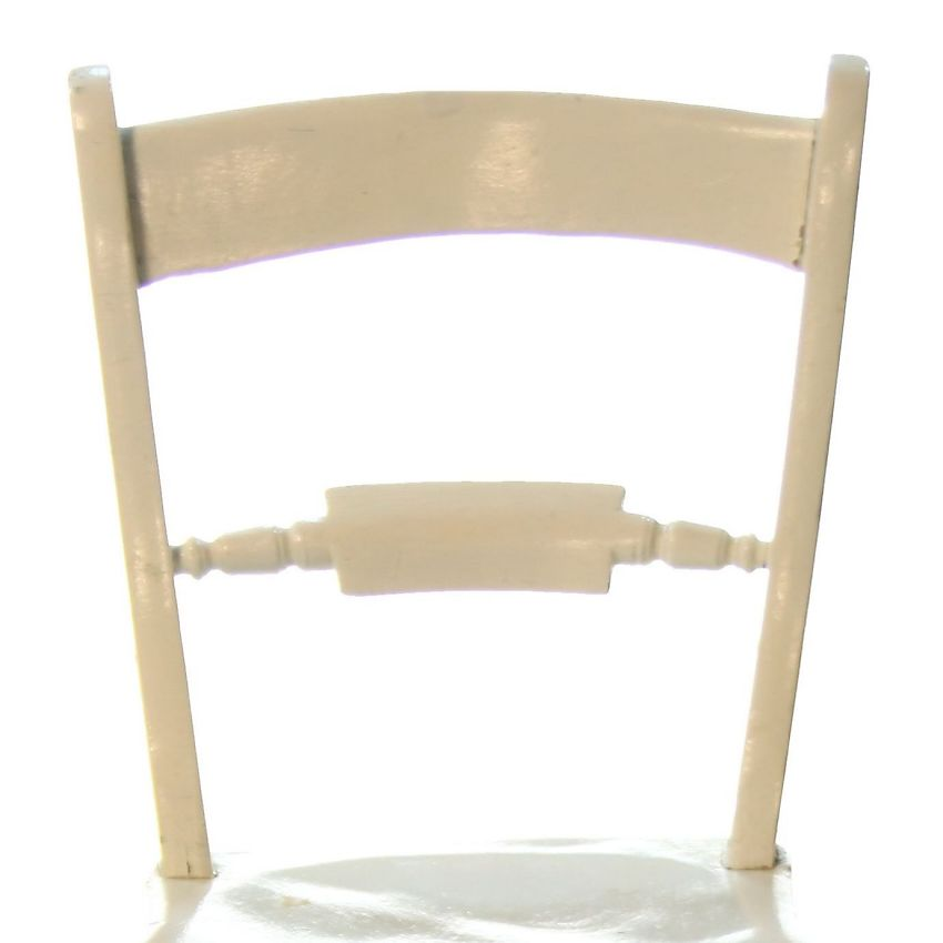 about Traditional Shabby White Victorian Farmhouse Kitchen Chair